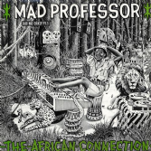 Mad Professor - Dub Me Crazy Pt. 3: The African Connection (Ariwa) LP